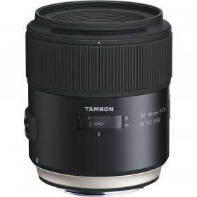 Tamron SP 45 mm f/1.8 Di VC USD | 2 Years Warranty