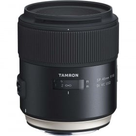 Tamron SP 45 mm f/1.8 Di VC USD | Garantie 2 ans