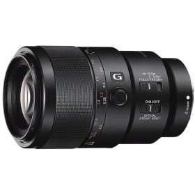 Sony FE 90mm f/2.8 Macro G OSS   2 Years Warranty