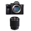 Sony ALPHA 7R III + SEL FE 28-70 mm f/3,5-5,6 OSS | 2 años de garantía
