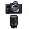 Sony ALPHA 7R III + SEL FE 24-240 mm f/3.5-6.3 OSS | 2 años de garantía
