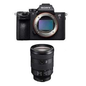Sony ALPHA 7R III + FE 24-105 mm F4 G OSS