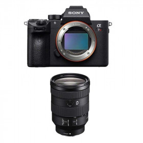 Sony ALPHA 7R III + FE 24-105 mm F4 G OSS | 2 Years Warranty