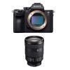 Sony ALPHA 7R III + FE 24-105 mm F4 G OSS   Garantie 2 ans