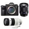 Sony Alpha 9 + SEL Vario-Tessar T* FE 24-70 mm f/4 ZA OSS + SEL FE 70-200 mm f/4 G OSS | Garantie 2 ans