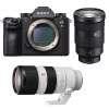 Sony Alpha 9 + SEL FE 24-70 mm f/2.8 GM +SEL FE 70-200 mm f/2.8 GM OSS   Garantie 2 ans