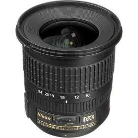 Nikon AF-S DX Nikkor 10-24mm f/3.5-4.5G ED | 2 Years Warranty