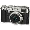 Fujifilm FinePix X100F Silver | Garantie 2 ans