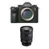 Sony Alpha 9 + FE 24-105 mm F4 G OSS | Garantie 2 ans