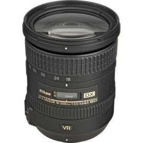 Nikon AF-S DX Nikkor 18-200mm f/3.5-5.6 G ED VR II