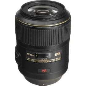 Nikon Micro-Nikkor AF-S 105mm f/2.8G VR | 2 Years Warranty