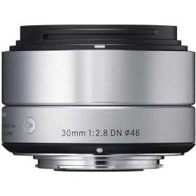 Sigma 30 mm f/2.8 DN ART Silver Sony E