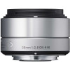 Sigma 30 mm f/2.8 DN ART Silver Sony E | Garantie 2 ans
