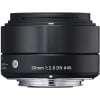 Sigma 30 mm f/2.8 DN ART Noir Sony E | Garantie 2 ans