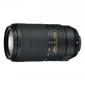 Nikon AF-P Nikkor 70-300MM F/4.5-5.6E ED VR | 2 Years Warranty