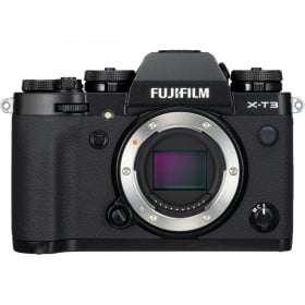 Fujifilm X-T3 Cuerpo Negro