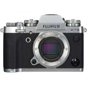 Fujifilm X-T3 Cuerpo Silver