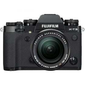 Fujifilm X-T3 Negro + Fujinon XF 18-55 mm f/2.8-4 R LM OIS