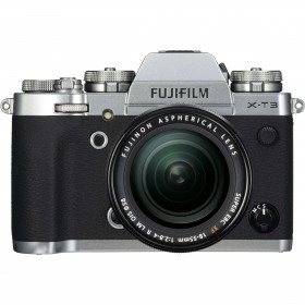 Fujifilm X-T3 Silver + Fujinon XF 18-55 mm f/2.8-4 R LM OIS