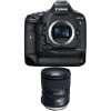 Canon EOS 1D X Mark II + EF 24mm f/1.4L II USM | Garantie 2 ans