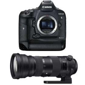 Canon EOS 5D Mark IV + Tamron SP 150-600mm F5-6.3 Di VC USD G2 | 2 años de garantía