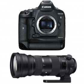 Canon EOS 5D Mark IV + Tamron SP 150-600mm F5-6.3 Di VC USD G2 | 2 Years Warranty