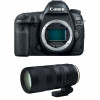 Canon EOS 5D Mark IV + Tamron SP 70-200mm f2.8 Di VC USD G2   2 Years Warranty