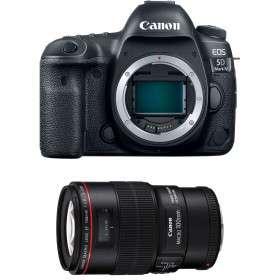 Canon EOS 5D Mark IV + EF 100mm f/2.8L Macro IS USM | 2 Years Warranty