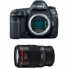 Canon EOS 5D Mark IV + EF 100mm f/2.8L Macro IS USM | 2 Years Warranty