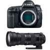 Canon EOS 5D Mark IV + Sigma 150-600mm f/5.0-6.3 DG OS HSM Sports   2 años de garantía