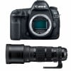 Canon EOS 5D Mark IV + Sigma 120-300mm f/2.8 DG OS HSM Sports | Garantie 2 ans