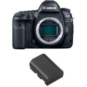 Canon EOS 5D Mark IV + Canon LP-E6N | 2 Years Warranty