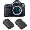 Canon EOS 5D Mark IV + 2 Canon LP-E6N | Garantie 2 ans