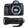 Canon EOS 6D Mark II + Tamron SP 150-600mm F5-6.3 Di VC USD G2 | 2 años de garantía