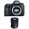 Canon EOS 6D Mark II + Tamron SP 24-70mm F2.8 Di VC USD G2 | 2 Years Warranty