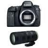 Canon EOS 6D Mark II + Tamron SP 70-200mm f2.8 Di VC USD G2 | 2 años de garantía