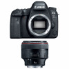 Canon EOS 6D Mark II + EF 85mm f/1.2L II USM | 2 Years Warranty