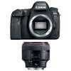 Canon EOS 6D Mark II + EF 85mm f/1.2L II USM | Garantie 2 ans