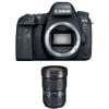 Canon EOS 6D Mark II + EF 16-35mm f/2.8L III USM   2 años de garantía