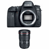 Canon EOS 6D Mark II + EF 16-35mm f/2.8L III USM   2 Years Warranty