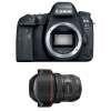 Canon EOS 6D Mark II + EF 11-24mm f/4L USM | 2 años de garantía