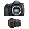 Canon EOS 6D Mark II + EF 11-24mm f/4L USM | 2 Years Warranty