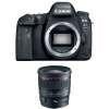 Canon EOS 6D Mark II + EF 24mm f/1.4L II USM   2 Years Warranty