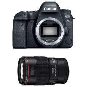 Canon EOS 6D Mark II + EF 100mm f/2.8L Macro IS USM | 2 Years Warranty