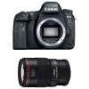 Canon EOS 6D Mark II + EF 100mm f/2.8L Macro IS USM | 2 años de garantía