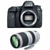 Canon EOS 6D Mark II + EF 100-400mm f4.5-5.6L IS II USM | Garantie 2 ans