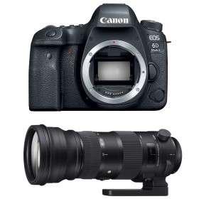Canon EOS 6D Mark II + Sigma 150-600mm f/5.0-6.3 DG OS HSM Sports | 2 Years Warranty