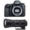 Canon EOS 6D Mark II + Sigma 150-600mm f/5.0-6.3 DG OS HSM Sports | Garantie 2 ans
