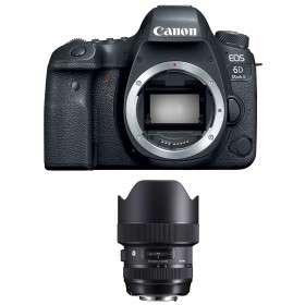 Canon EOS 6D Mark II + Sigma 14-24mm F2.8 DG HSM Art | 2 Years Warranty