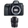 Canon EOS 6D Mark II + Sigma 14-24mm F2.8 DG HSM Art | 2 años de garantía